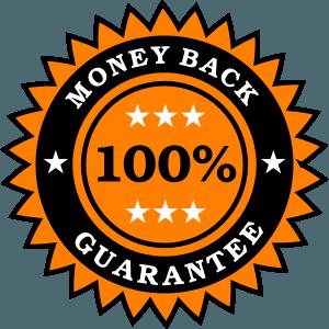 money-back-sticker